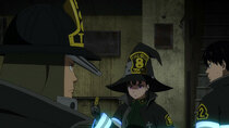 En'en no Shouboutai Ni no Shou - Episode 22 - Plot for Extinction