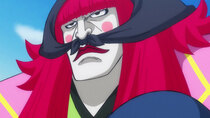 One Piece - Episode 952 - Tension Rises in Onigashima! Two Emperors of the Sea Meet?!
