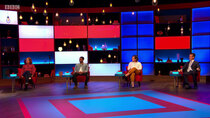 Richard Osman's House of Games - Episode 37 - Sara Barron, Anton Du Beke, Jessica Fostekew and Rickie Haywood-Williams...