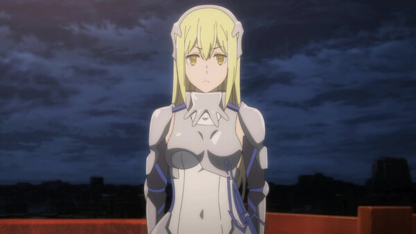 Dungeon ni Deai o Motomeru no wa Machigatte Iru Darouka: Familia Myth III - Ep. 10 - Invisible: Forced Breakthrough