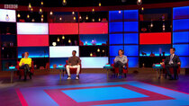 Richard Osman's House of Games - Episode 39 - Sara Barron, Anton Du Beke, Jessica Fostekew and Rickie Haywood-Williams...