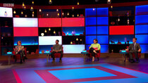 Richard Osman's House of Games - Episode 40 - Sara Barron, Anton Du Beke, Jessica Fostekew and Rickie Haywood-Williams...