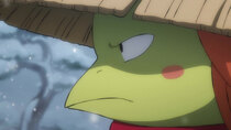 One Piece - Episode 954 - Its Name Is Enma! Oden's Great Swords!