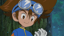Digimon Adventure: - Episode 28 - The Children's Fight for Survival