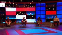 Richard Osman's House of Games - Episode 47 - Steve Cram, Lloyd Griffith, Jeanette Kwakye and Josie Long (2/5)