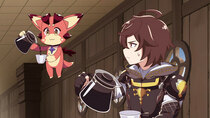 Guraburu! - Episode 11 - A Cuppa Before Battle / Feather of the Four Primarchs / Belial...