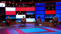 Richard Osman's House of Games - Episode 49 - Steve Cram, Lloyd Griffith, Jeanette Kwakye and Josie Long (4/5)