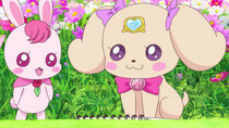 Healin' Good Precure - Episode 37 - Enjoy Autumn. Special Tour for Lady Rate!