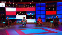 Richard Osman's House of Games - Episode 50 - Steve Cram, Lloyd Griffith, Jeanette Kwakye and Josie Long (5/5)