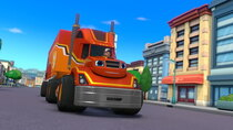 Blaze and the Monster Machines - Episode 20 - Big Rig to the Rescue!