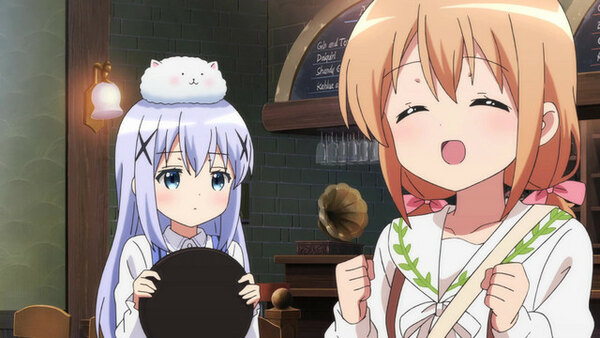 Gochuumon wa Usagi Desuka? Bloom - Ep. 12 - I Can Take That Step Forward Because You Are Watching
