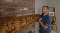 Ask This Old House - Episode 9 - Reclaim Beam Mantel, Geothermal