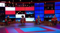 Richard Osman's House of Games - Episode 56 - David Baddiel, Alex Brooker, Sophie Duker and Charlotte Hawkins...
