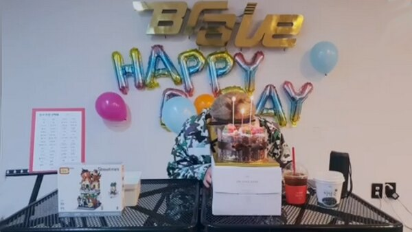 DKB vLive - S2021E10 - Congrats! Our Junseo's Birthday