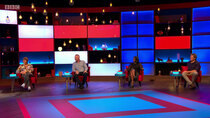 Richard Osman's House of Games - Episode 61 - Maisie Adam, Rory Bremner, James Cracknell and Michelle Gayle...