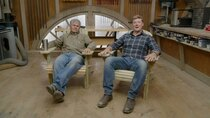 Ask This Old House - Episode 11 - Garden Upgrade, Adirondack Chair