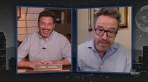 Jimmy Kimmel Live! - Episode 57 - Bryan Cranston, Carrie Coon, Beach Bunny