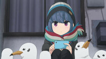 Yuru Camp Season 2 - Episode 3 - Surprise Camping and Some Deep Thoughts
