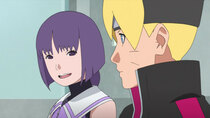 Boruto: Naruto Next Generations - Episode 183 - The Hand