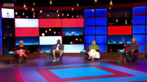 Richard Osman's House of Games - Episode 67 - Charlie Brooks, Les Dennis, Darren Harriott and Melinda Messenger...