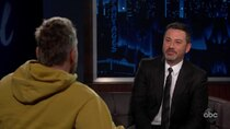 Jimmy Kimmel Live! - Episode 63 - Dax Shepard, John Wilson, I Don't Know How But They Found Me
