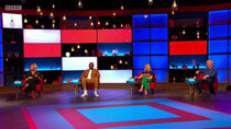 Richard Osman's House of Games - Episode 68 - Charlie Brooks, Les Dennis, Darren Harriott and Melinda Messenger...