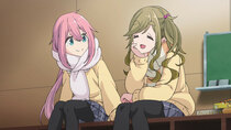Yuru Camp Season 2 - Episode 4 - What Are You Buying with Your Temp Job Money?