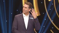 Celebrity Wheel of Fortune - Episode 3 - Rob Riggle, Joe Tessitore, and Jeannie Mai