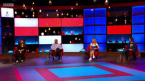 Richard Osman's House of Games - Episode 72 - Raj Bisram, Josie Lawrence, Mark Watson and Laura Whitmore (2/5)