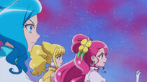Healin' Good Precure - Episode 43 - The King Evolved! Undermined City