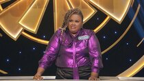 Celebrity Wheel of Fortune - Episode 5 - Paul Reubens, Nicole Byer, and Joel McHale