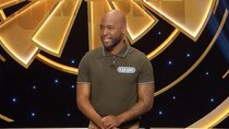Celebrity Wheel of Fortune - Episode 6 - Jennie Garth, Karamo Brown and Patton Oswalt