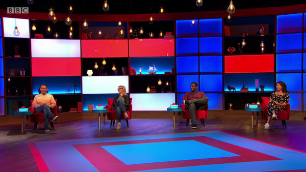 Richard Osman's House of Games - S04E86 - Ronni Ancona, Nathan Caton, Colin Murray and Sally Phillips (1/5)