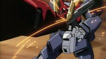 Kidou Shin Seiki Gundam X - Episode 3 - My Mount is Fierce