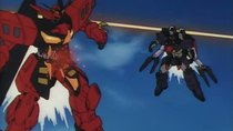 Kidou Shin Seiki Gundam X - Episode 22 - The Ghost From Fifteen Years Ago