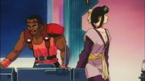 Macross 7 - Episode 22 - Men of Burning Fire
