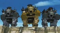 Zoids - Episode 31 - The Three Guards