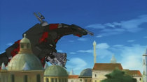 Zoids - Episode 34 - The Destruction of the Capital