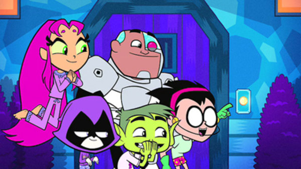 Teen Titans Go Season 2 Episode 10-8368