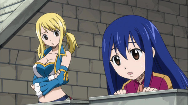Fairy tail episode 164 watch fairy tail episode 164 online for Portent fairy tail