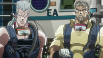 JoJo no Kimyou na Bouken: Stardust Crusaders - Episode 24 - The High Priestess, Part 2