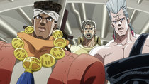 JoJo no Kimyou na Bouken: Stardust Crusaders - Episode 23 - The High Priestess, Part 1