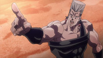 JoJo no Kimyou na Bouken: Stardust Crusaders - Episode 21 - Judgment, Part 1