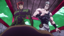 JoJo no Kimyou na Bouken: Stardust Crusaders - Episode 19 - Death 13, Part 1
