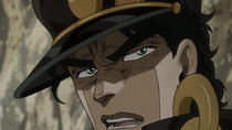 JoJo no Kimyou na Bouken: Stardust Crusaders - Episode 13 - Wheel of Fortune