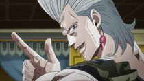JoJo no Kimyou na Bouken: Stardust Crusaders - Episode 10 - The Emperor and The Hanged Man, Part 1