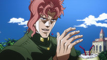 JoJo no Kimyou na Bouken: Stardust Crusaders - Episode 9 - Yellow Temperance