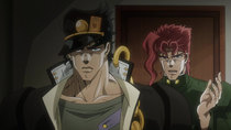 JoJo no Kimyou na Bouken: Stardust Crusaders - Episode 8 - The Devil