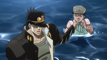 JoJo no Kimyou na Bouken: Stardust Crusaders - Episode 6 - Dark Blue Moon