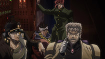 JoJo no Kimyou na Bouken: Stardust Crusaders - Episode 4 - Tower of Gray